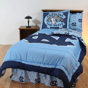 College Covers University of North Carolina Bed in a Bag