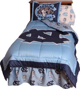 College Covers University of North Carolina Comforter Set