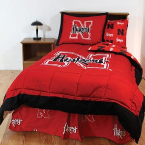 College Covers University of Nebraska Bed in a Bag
