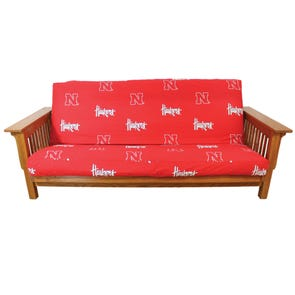 College Covers University of Nebraska Futon Cover