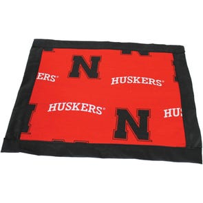 College Covers University of Nebraska Placemat with Border Set of 4