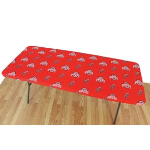 College Covers Ohio State University State 8 Foot Table Cover