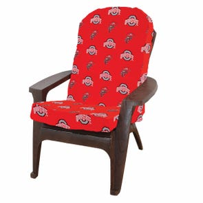 College Covers Ohio State University State Adirondack Cushion