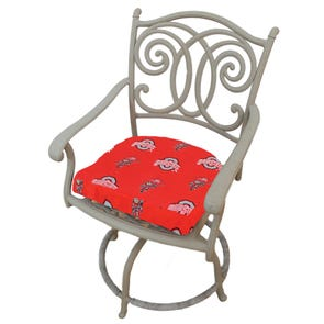 College Covers Ohio State University State D Chair Cushion