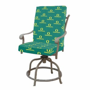College Covers University of Oregon Ducks 2 Piece Chair Cushion