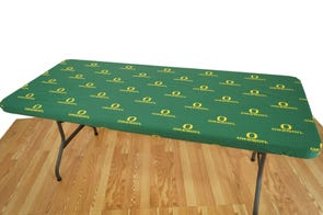 College Covers University of Oregon Ducks 6 Foot Table Cover