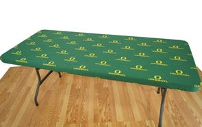 College Covers University of Oregon Ducks 8 Foot Table Cover