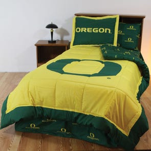College Covers University of Oregon Bed in a Bag
