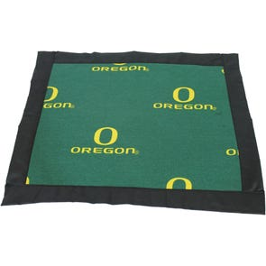 College Covers University of Oregon Ducks Placemat with Border Set of 4