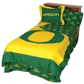 College Covers University of Oregon Reversible Comforter Set