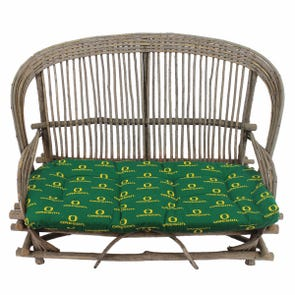College Covers University of Oregon Ducks Settee Cushion