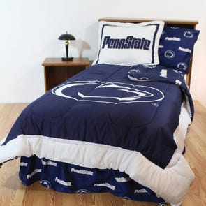 College Covers Pennsylvania State University Bed in a Bag