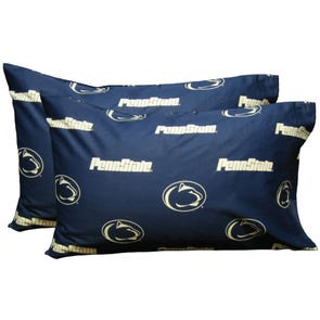 College Covers Pennsylvania State University Pillowcase Pair