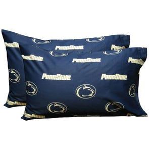 College Covers Pennsylvania State University Pillowcase Pair