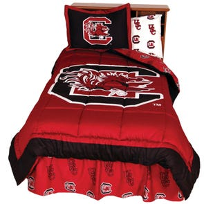 College Covers University of South Carolina Comforter Set