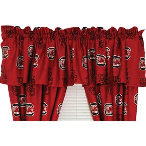 College Covers University of South Carolina Curtain Panel 84 Inch