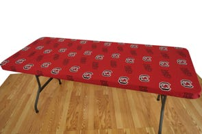 College Covers University of South Carolina 6 Foot Table Cover