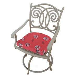 College Covers University of South Carolina D Chair Cushion