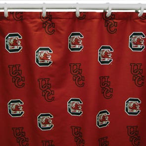 Penn State Printed Shower Curtain by College Covers