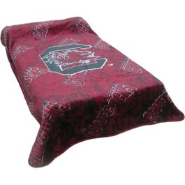 College Covers University Of South Carolina Throw Blanket