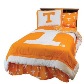 College Covers University of Tennessee Comforter Set