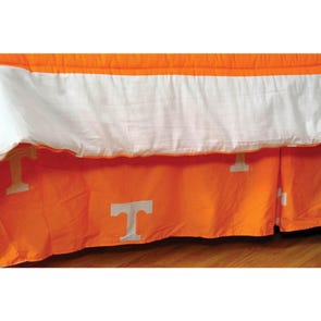 College Covers University of Tennessee Bed Skirt