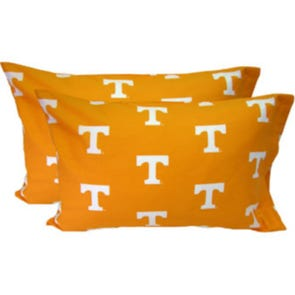 College Covers University of Tennessee King Pillowcase Pair