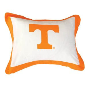 College Covers University of Tennessee Quilted Sham