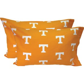 College Covers University of Tennessee Pillowcase Pair