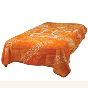 College Covers University of Tennessee Throw Blanket