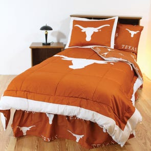 College Covers University of Texas Bed in a Bag
