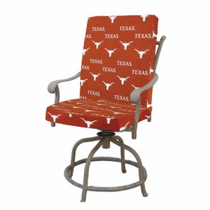 College Covers University of Texas Longhorns 2 Piece Chair Cushion