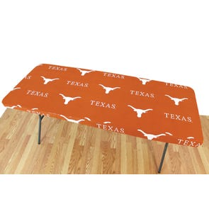 College Covers University of Texas Longhorns 6 Foot Table Cover