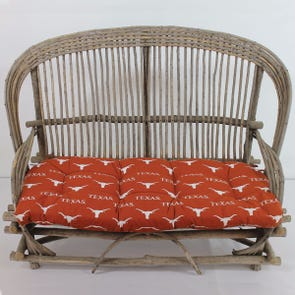College Covers University of Texas Longhorns Settee Cushion