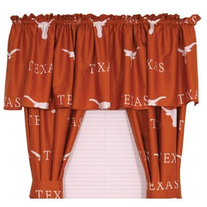 College Covers Syracuse University Printed Curtain Valance