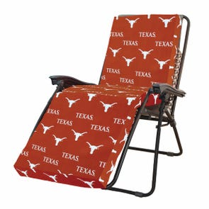 College Covers University of Texas Zero Gravity Chair Cushion