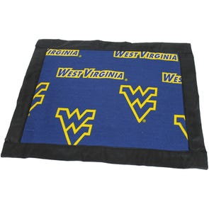 College Covers University of West Virginia Placemat with Border Set of 4