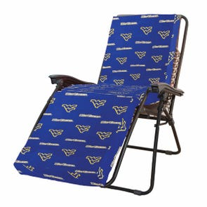 College Covers University of West Virginia Zero Gravity Chair Cushion