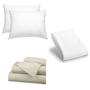 Comfort & Protect Queen Bed Bundle