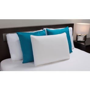 Molded Memory Foam Bed Pillow by Comfort Revolution