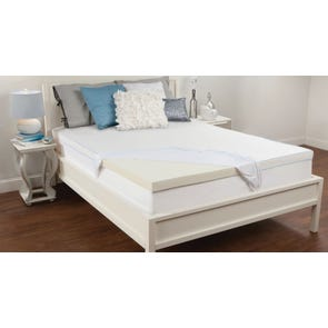 Sealy 3 Inch Memory Foam Topper by Comfort Revolution