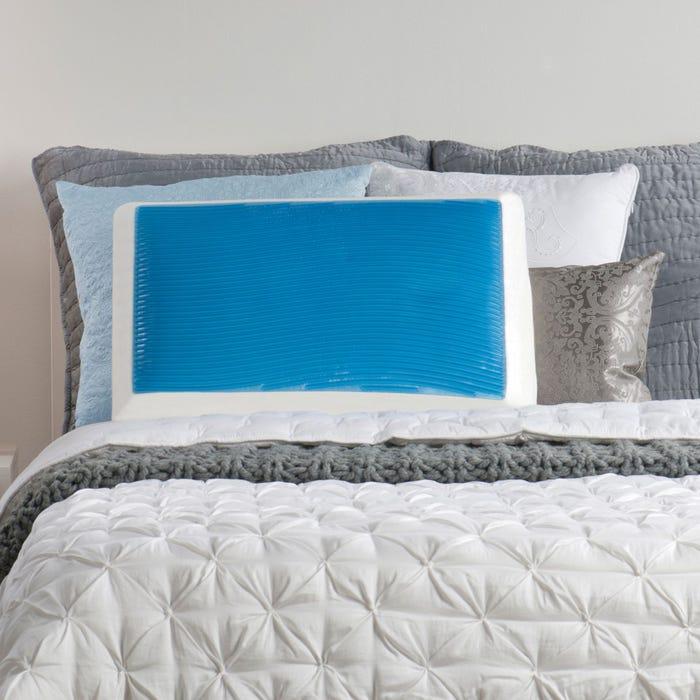 Comfort Revolution Pillows Photos Table And Pillow