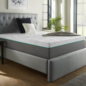 Full Corsicana Renue Copper 12 Inch Hybrid Medium Mattress