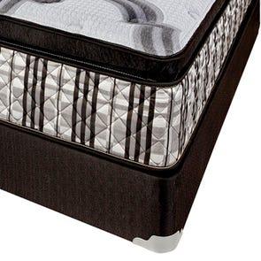 King Corsicana Sleep Inc 8595 Kennedy Platinum Pillow Top 15.5 Inch Mattress