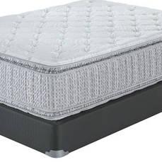 Sleep Inc by Corsicana Palomar Double Sided Pillow Top Queen Size Mattress