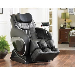 Cozzia Shiatsu Massage Chair 16027 in Black