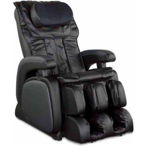 Cozzia Shiatsu Massage Chair 16028 in Black