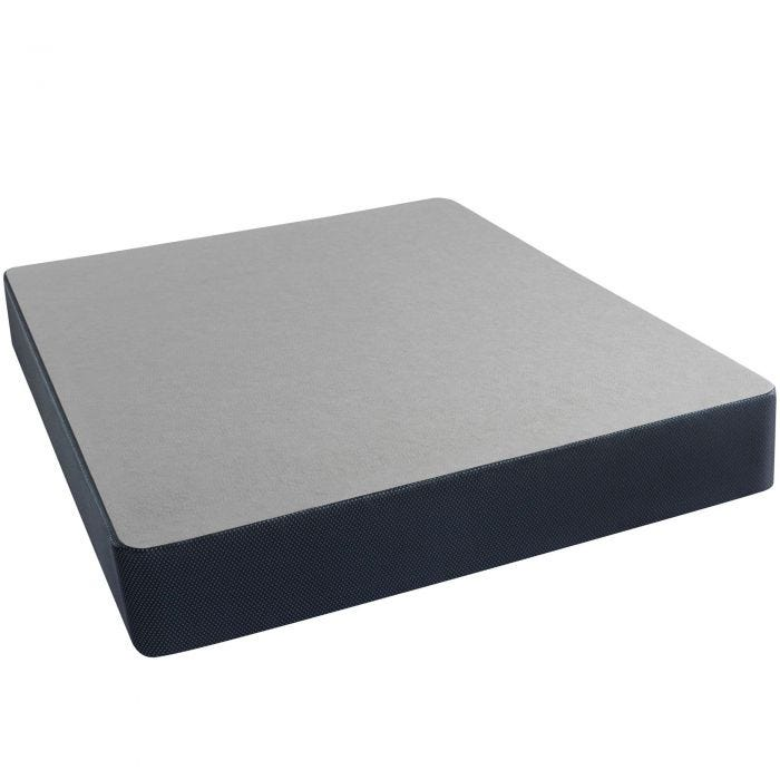 mattress and box spring. beautyrest recharge standard height box spring - foundation mattress and