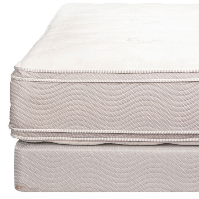 King Restonic Comfort Care Select Hampton Double Sided Pillow Top