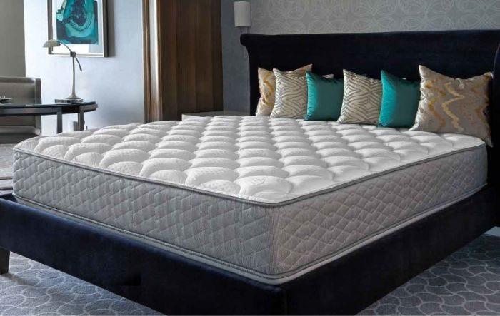 King Serta Perfect Sleeper Hotel Sapphire Suite Ii Plush Double